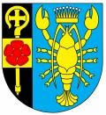 Erb obce Račetice