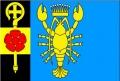 Vlajka obce Račetice