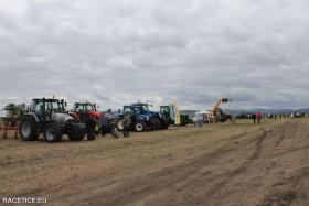 Výstava zemědělských strojů
